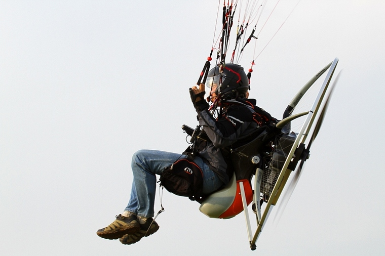 Pilot's Post - Powered Paragliding Affordable Fun Flying