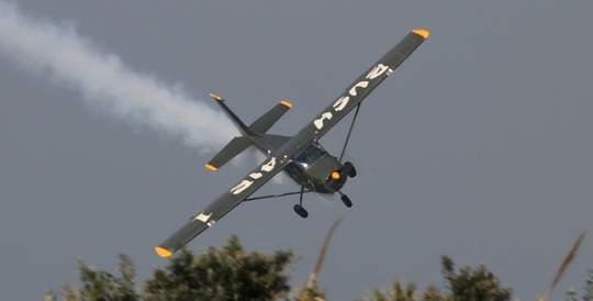 Pilot's Post - KZN Virginia Airshow, the cherry on the top