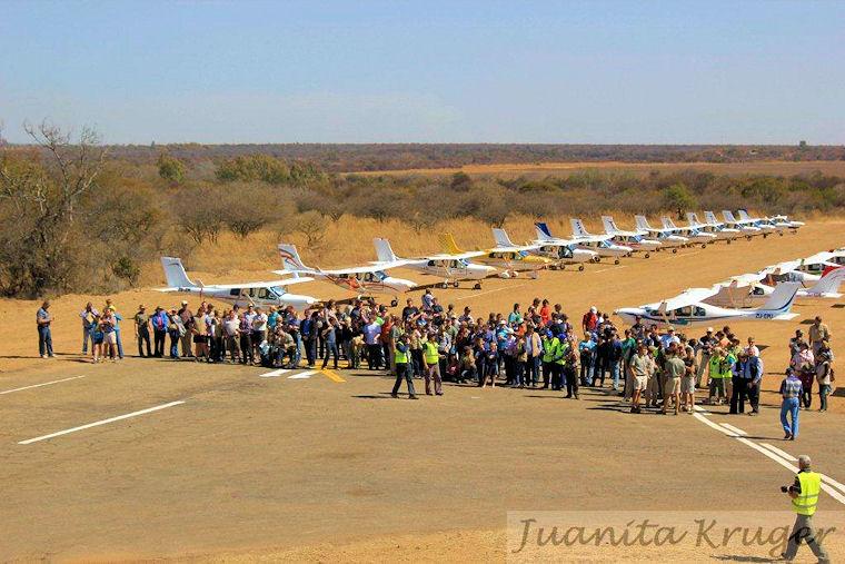 Pilot's Post - The Jabiru Spectacular - 2012