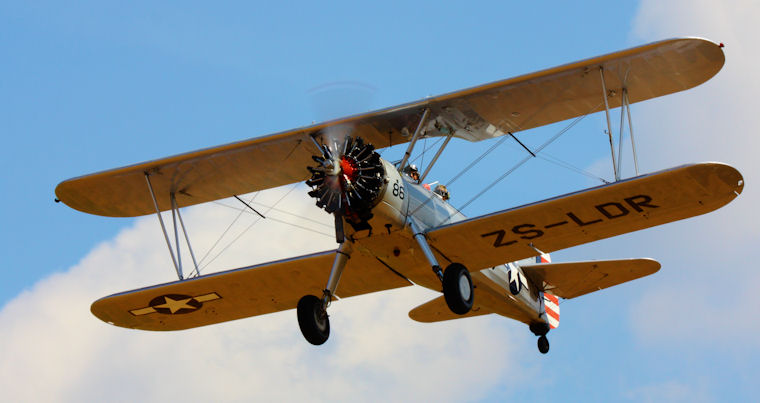 Pilot's Post - CLASSIC AIRCRAFT - THE BOEING STEARMAN