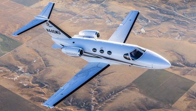 Pilot S Post Cessna Citation Mustang Step Up To Jet