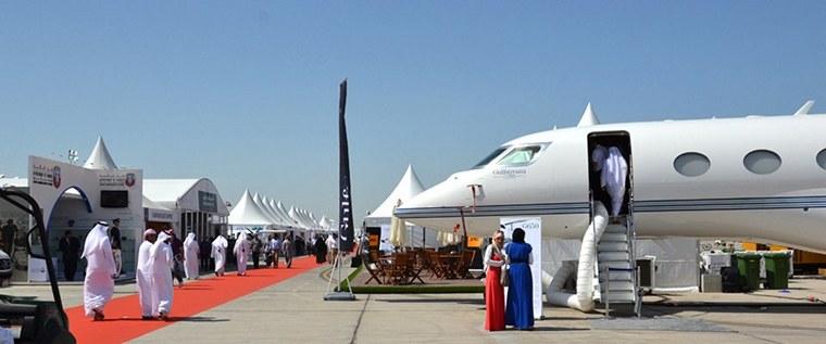 Pilot's Post - Abu Dhabi Air Expo 2018