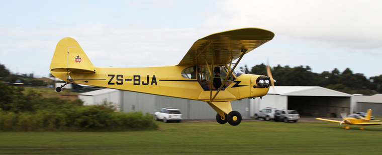 Pilot's Post - Ballito Microlight Club 21st Birthday Fly In