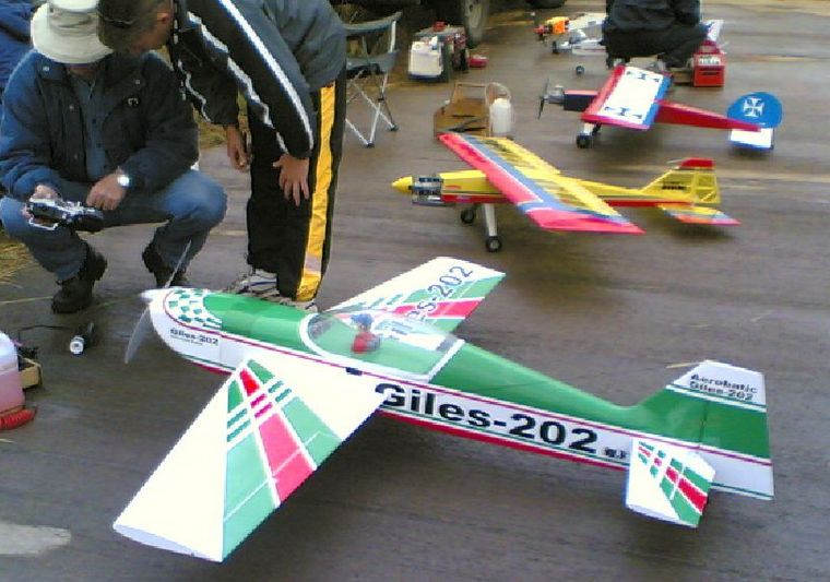 Pilot's Post - THE PRETORIA MILITARY RADIO CONTROLLED FLYING