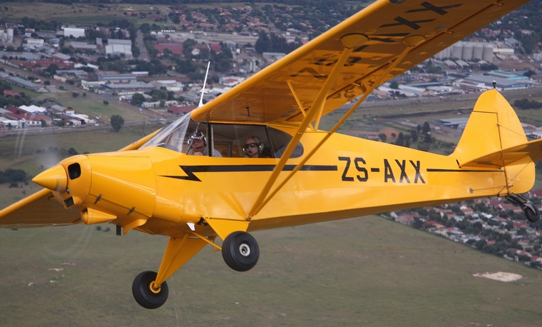 Pilot's Post - Piper's Pa-12 Super Cruiser- upgraded and redesigned
