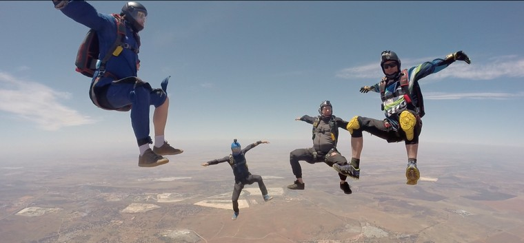 Pilot's Post - Johannesburg Skydiving Club Tonto Boogie 2018